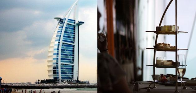 Burj Al Arab – Jumeirah, Dubai